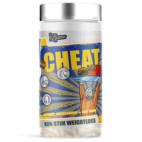 Glaxon Cheat GDA Supplement Non-Stim Weight Loss