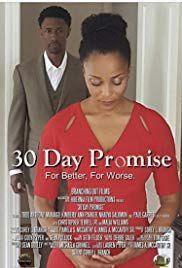 Revue Ciné: 30 Day Promise