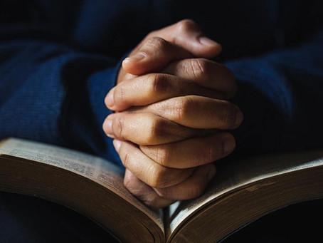 Prière contre l'assoupissement spirituel.