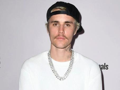 """""""Jésus m'a trouvé dans ma crasse et m'en a sorti"""": Justin Bieber."""