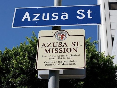 DOSSIER: Le réveil d'Azusa Street.