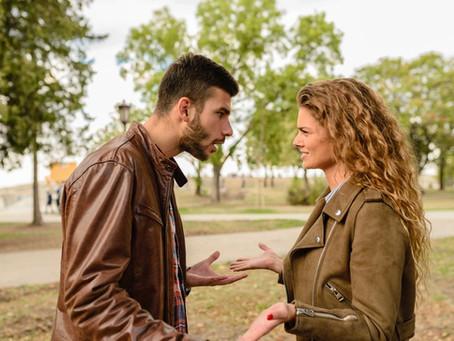 La réalité spirituelle des violences conjugales.