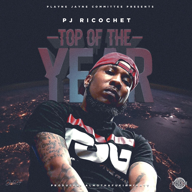 PJ Ricochet-Top Of The Year Cover.jpg