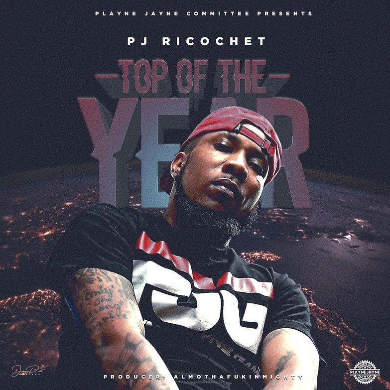 PJ Ricochet-Top Of The Year Cover.jpg