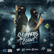 Yb x Jungle42 Juice - Slippers Count