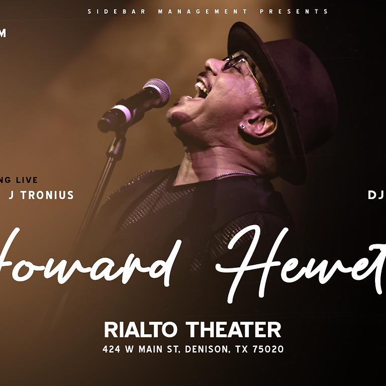 Howard Hewett's Lover's Ball