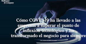 Cómo CODID-19 ha llevado a las empresas a superar el punto de inflexión tecnológico....