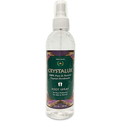 Crystalux® Foot Deodorant