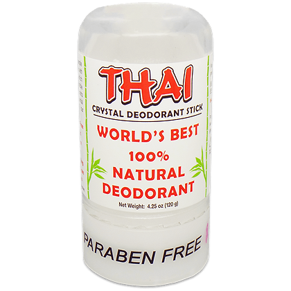 Thai™ Large Crystal Deodorant Stick (4.25 oz)