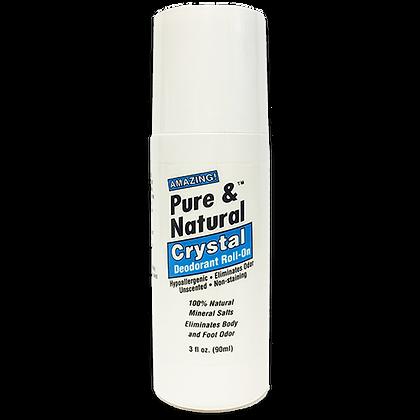 Pure & Natural™ Liquid Roll-On Deodorant