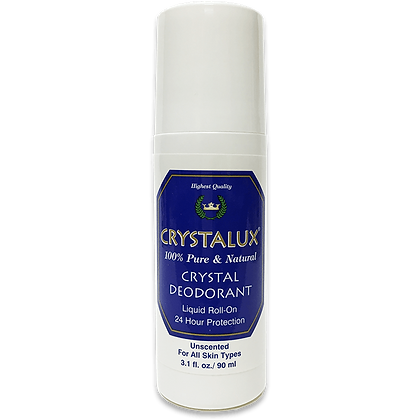 Crystalux® Liquid Roll-On Deodorant