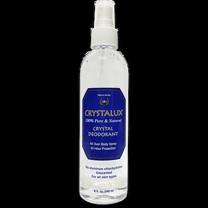 Crystalux® Crystal Mist Body Spray (8 oz)