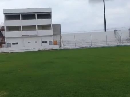 Obras aceleradas no Carneirão