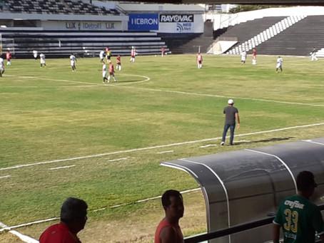 São Paulo Crystal faz amistoso de pré temporada.