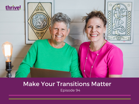 Make Your Transitions Matter