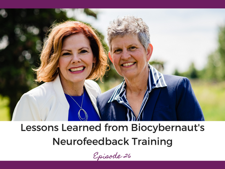 Lessons Learned from Biocybernaut's Neurofeedback Training