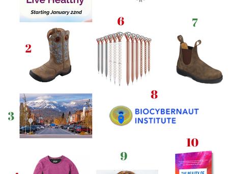 Inspiring, Fun, and Fabulous Thrive! Gift Guide 🎁