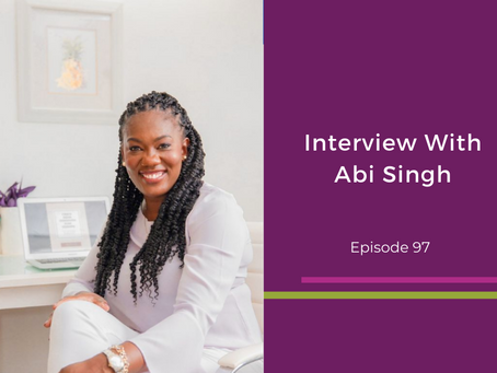 Interview with Abi Singh