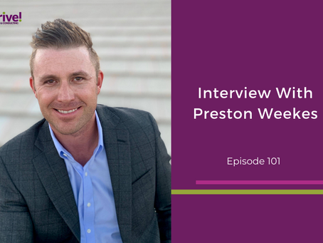 Interview With Preston Weekes