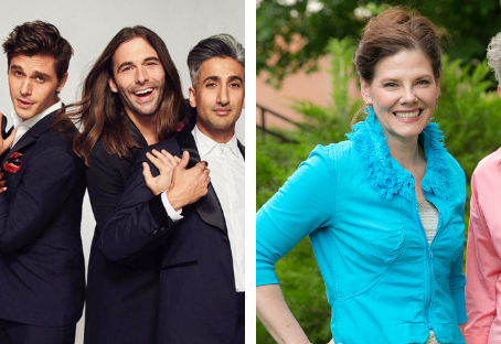 What the Queer Eye Taught the Fab Two