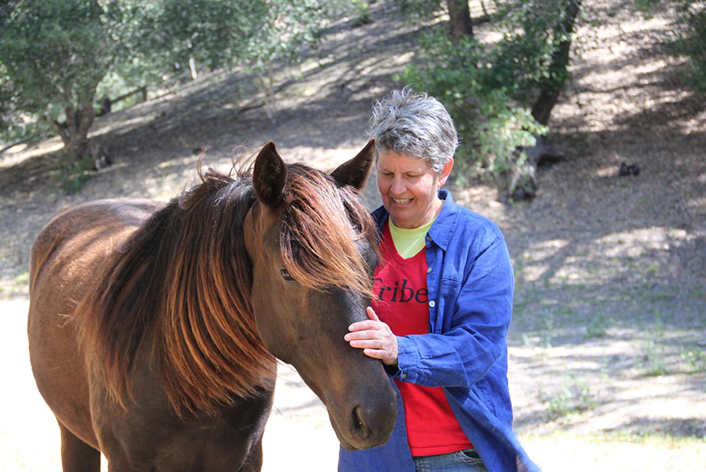 Susan+horse4