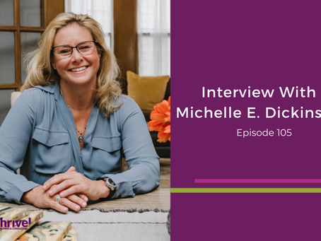 Interview With Michelle E. Dickinson