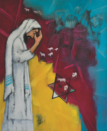 LAMENT OVER JERUZALEM