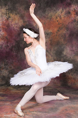 Swan Lake big swans 2016