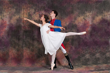 Clara and Nutcracker Prince 2011