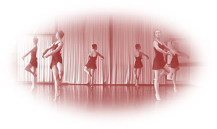 ballet class - pose turns (pirouettes)