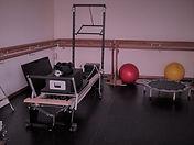 pilates equipment - reformer