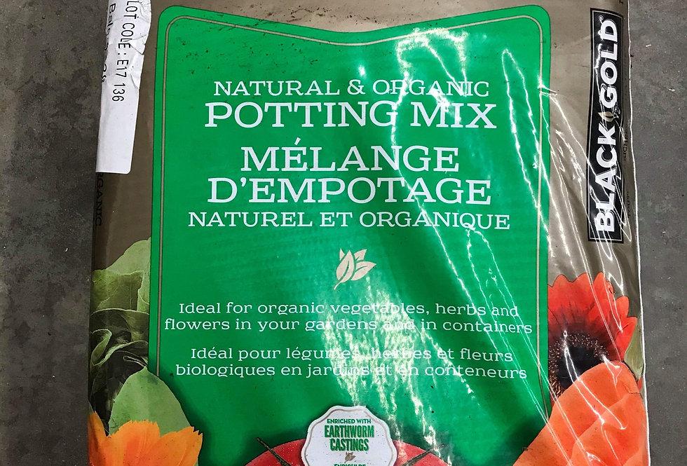 Potting Soil Organic 2.3 L
