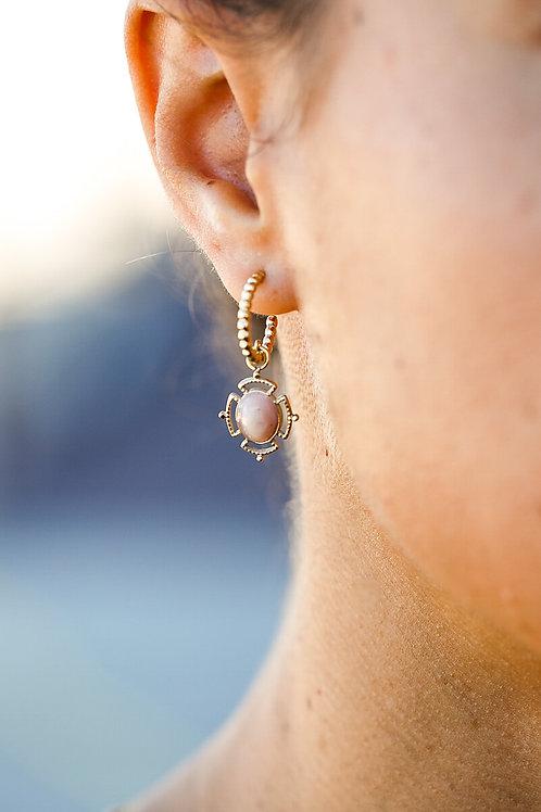 Boucles d'oreilles Lucile 1