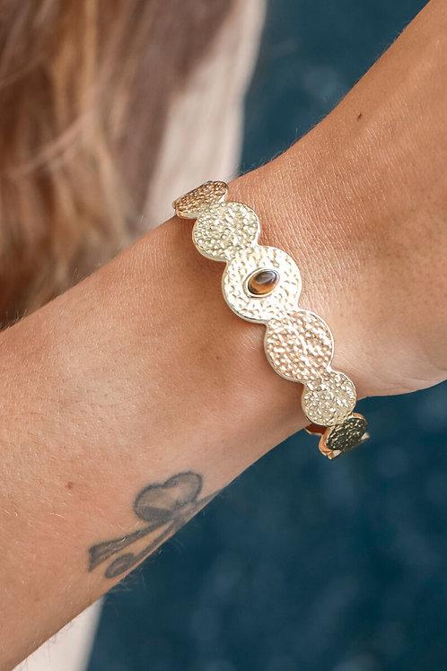 Bracelet Jonc Gabrielle 1