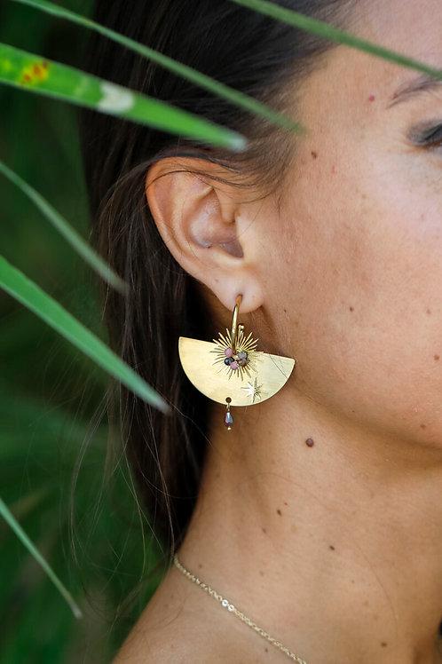 Boucles d'oreilles Myriam 1