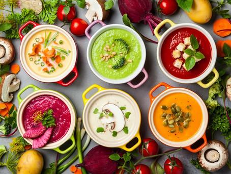 Cucinare le verdure senza sprechi nutrizionali