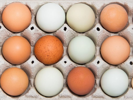 Le uova: come sostituirle