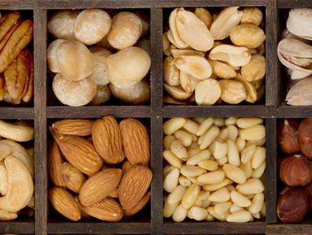Le fonti di proteine vegetali