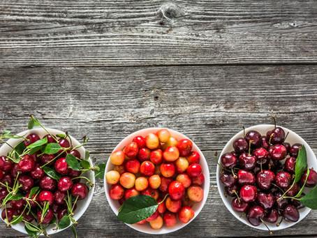 7 buone ragioni.. per mangiare le ciliegie