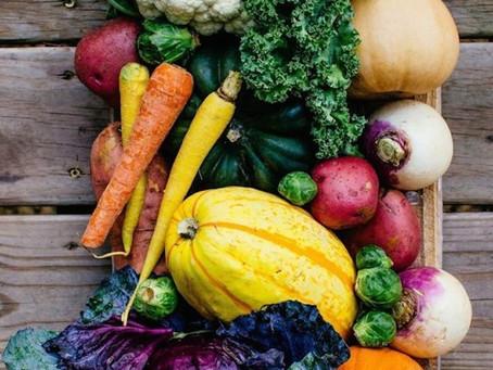 Allergie autunnali: combatterle con gli ortaggi di stagione