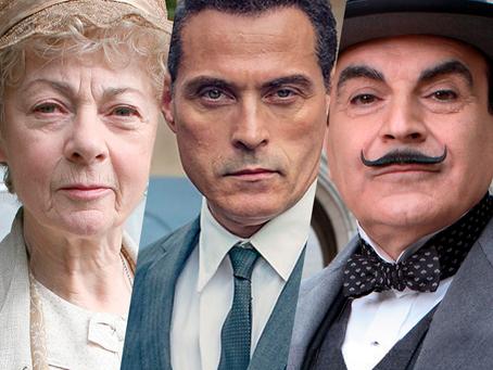 As 5 melhores séries da Agatha Christie
