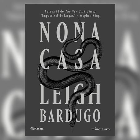 """Resenhas de Mistério: """"Nona Casa"""" de Leigh Bardugo"""