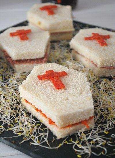 Sanduíches-caixão
