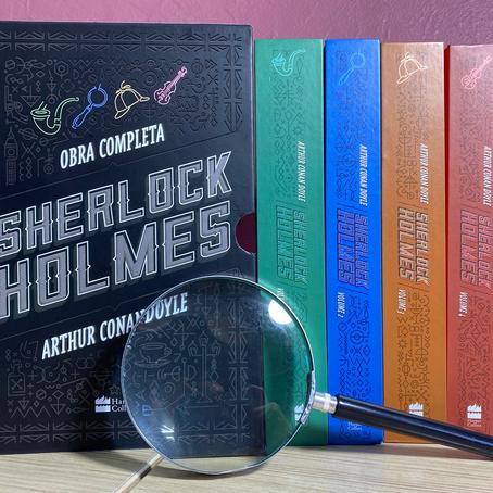 Guia de Leitura de Sherlock Holmes: Parte 1 (1887 a 1902)