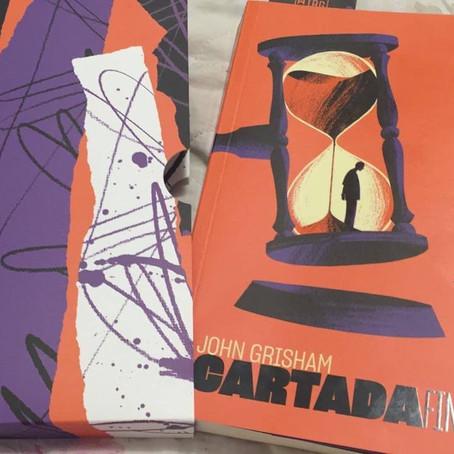 Resenhas de Mistério: Cartada Final - John Grisham