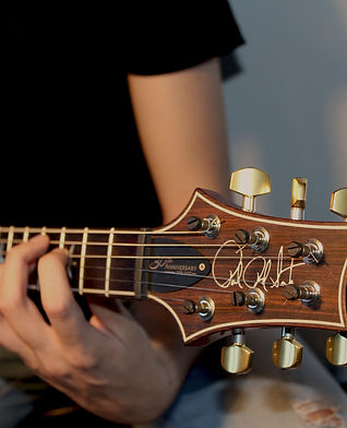 Luca Birocco guitar player