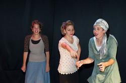 women theater