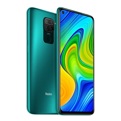 Xiaomi Redmi Note 9   4+128GB forest green