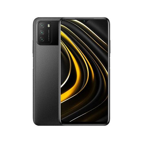 XIAOMI POCO M3 4+64GB POWER BLACK
