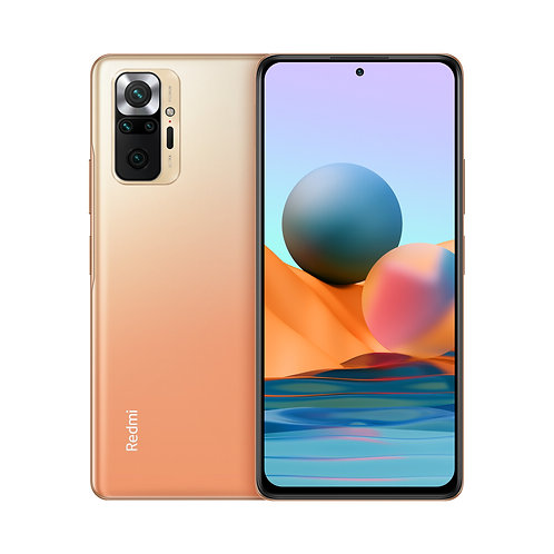 Xiaomi Redmi Note 10 Pro 8+128GB Gradient Bronze Special Edition